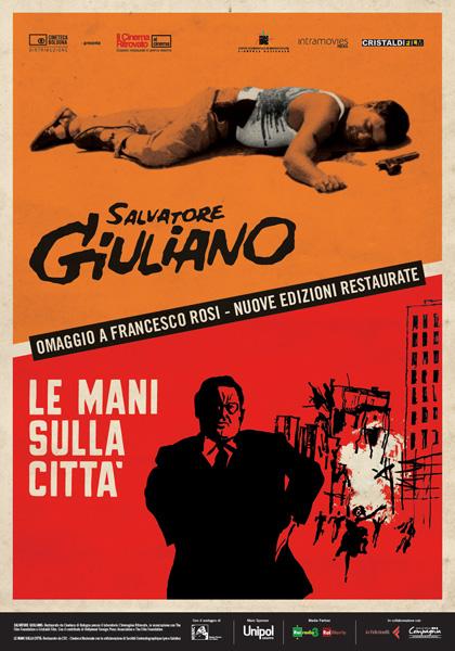 Locandina italiana Le mani sulla città