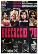 Locandina Boccaccio '70