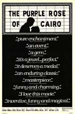 Poster La rosa purpurea del Cairo  n. 1