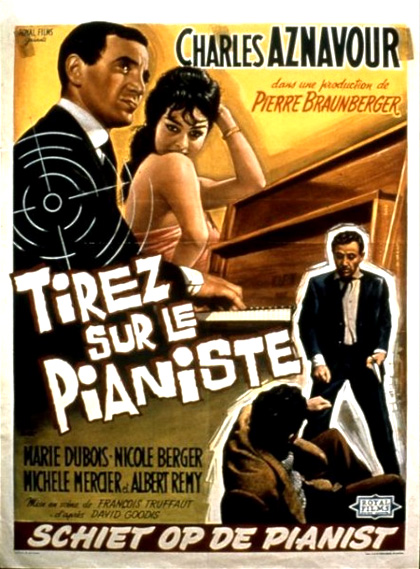 Locandina italiana Tirate sul pianista