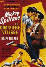Poster Un bacio e una pistola  n. 1