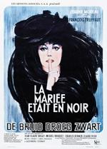 Poster La sposa in nero  n. 0