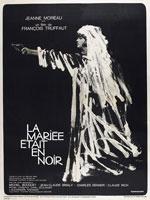 Poster La sposa in nero  n. 1