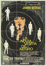 Poster La sposa in nero  n. 2