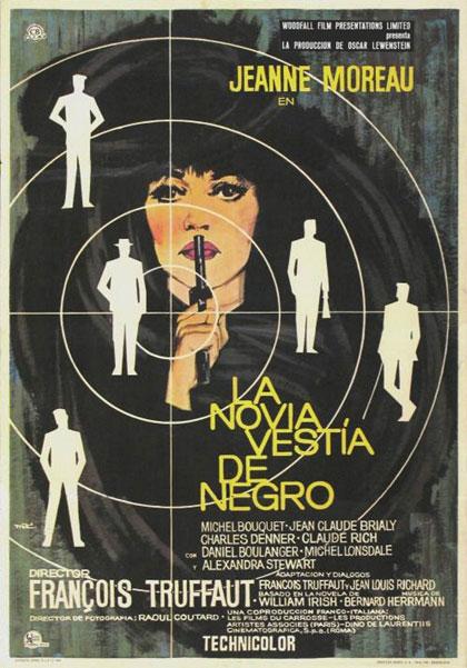 Poster La sposa in nero