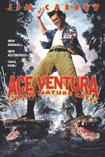 Poster Ace Ventura - Missione Africa  n. 1