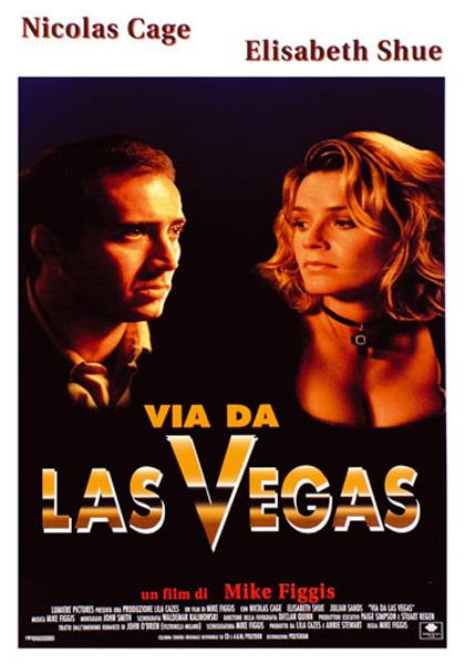 Locandina italiana Via da Las Vegas