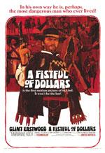 Poster Per un pugno di dollari  n. 1