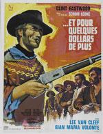 Poster Per un pugno di dollari  n. 2