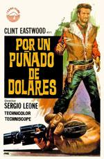 Poster Per un pugno di dollari  n. 3