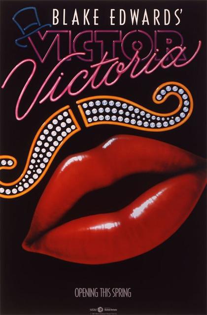 Locandina italiana Victor Victoria