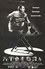 Poster Ed Wood  n. 2