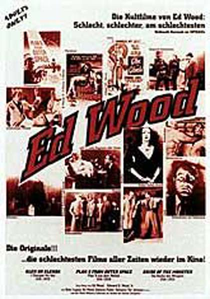 Poster Ed Wood
