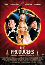 Locandina The Producers - Una gaia commedia neonazista