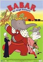 Locandina Babar, il re degli elefanti