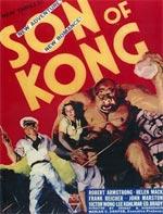 Locandina Il figlio di King Kong