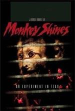 Locandina Monkey Shines - Esperimento nel terrore
