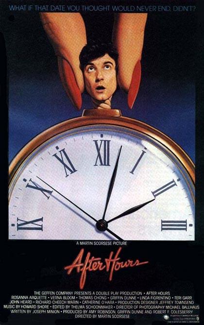 Poster Fuori orario