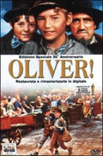 Locandina Oliver!