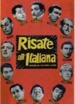 Locandina Risate all'italiana