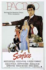 Poster Scarface  n. 1