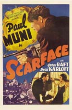 Poster Scarface  n. 2
