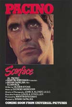 Poster Scarface  n. 3