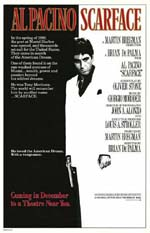 Poster Scarface  n. 4