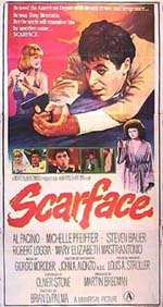 Poster Scarface  n. 5