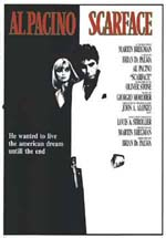 Poster Scarface  n. 7
