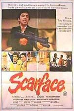 Poster Scarface  n. 8
