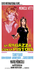 Locandina La ragazza con la pistola