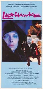 Poster Ladyhawke  n. 2