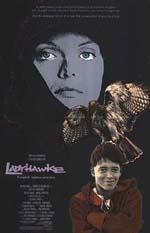 Poster Ladyhawke  n. 3