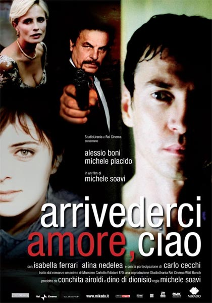 Locandina italiana Arrivederci amore, ciao
