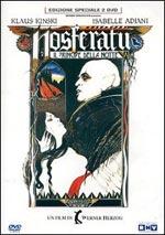 Locandina Nosferatu il principe della notte