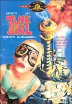 Poster Tank Girl  n. 0