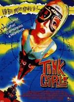 Poster Tank Girl  n. 1