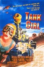 Poster Tank Girl  n. 2