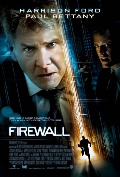 Poster Firewall - Accesso negato