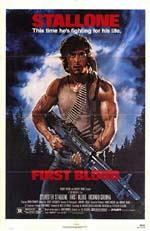 Poster Rambo  n. 1