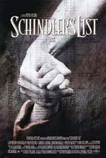 Poster Schindler's List  n. 1