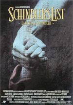 Poster Schindler's List  n. 2