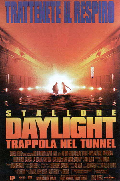Trailer Daylight - Trappola nel tunnel