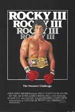 Poster Rocky III  n. 1
