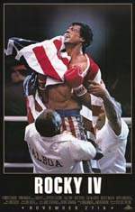 Poster Rocky IV  n. 0