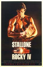 Poster Rocky IV  n. 1