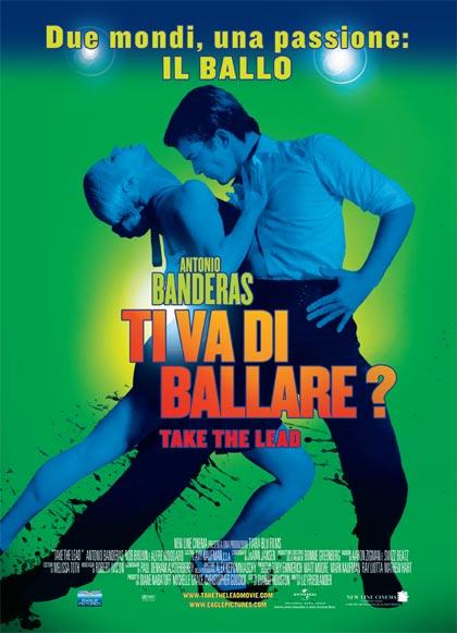 Locandina italiana Ti va di ballare?