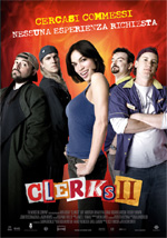 Locandina Clerks II