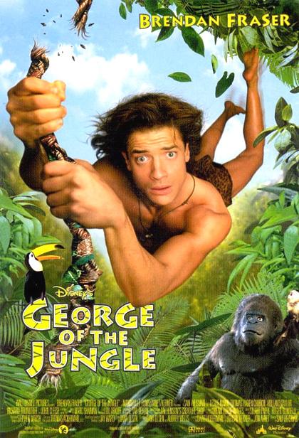 Locandina italiana George re della giungla...?
